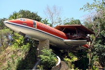 .: Boeing 727, Airplane, Hotels Suits, Costa Rica, South Africa, Costa Rica, Trees House, Place, Treehouses