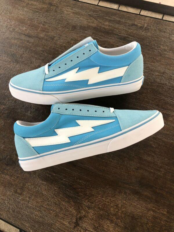 Revenge X Storm Bolt Blue Size 10 La Exclusive Release Brand New Athletic Shoes Ebay Link In 2020 Black Tennis Shoes New Shoes Sneakers Men