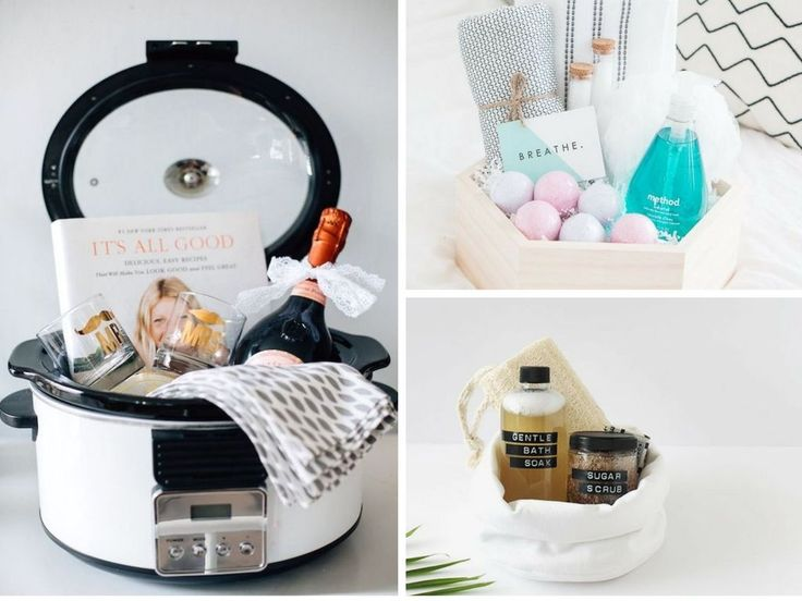 Best DIY gift baskets for holidays, birthdays, Mother's Day and more! Including free printables and DIY gift basket theme ideas. Don't miss...