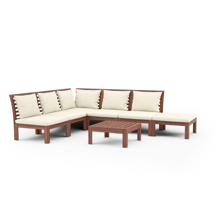 Free 3d models ikea applaro outdoor furniture series for Applaro chaise lounge