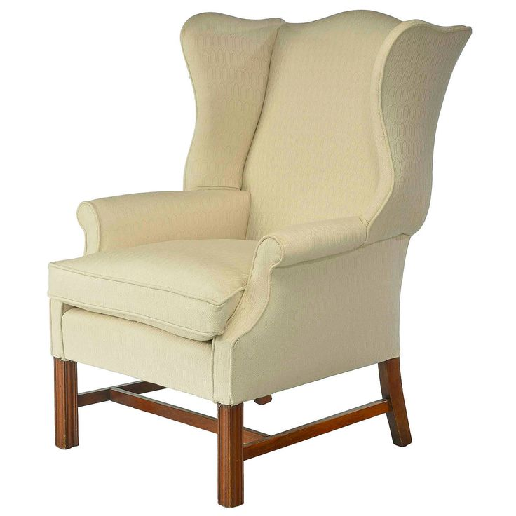 Modern Wing Chairs 21 best antiques images on pinterest | wingback chairs, wingback