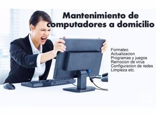 Reparación de Computadoras y Mac en Pachuca