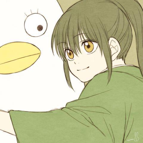 Katsura et Elizabeth