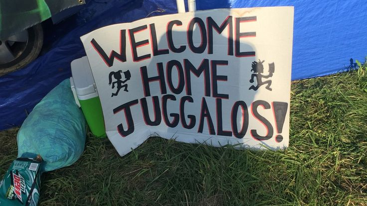 2015 Gathering Of The Juggalos: Children, a wedding, and Juggalos For Jesus · Recap · The A.V. Club