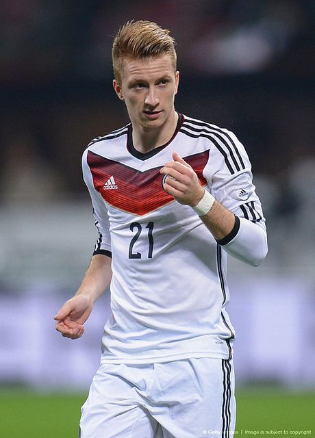 ~ Marco Reus in the new Germany Kit ~