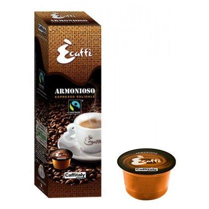Caffitaly Ecaffe Capsules ArmoniosoCaffitaly. καφές espresso από άριστης ποιότητας Arabica και Robusta - See more at: http://coronaditalia.gr/kafes/kafes-espresso/kapsoules/caffitaly-el/caffitaly-ecaffe-capsules-armonioso-el.html