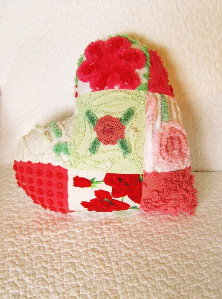 Декоративные винтажные, детские подушки и игрушки в технике синель. Обсуждение на LiveInternet - Российский Сервис Онлайн-Дневников