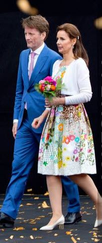 Anita en Pieter Christiaan, Koningsdag 2015
