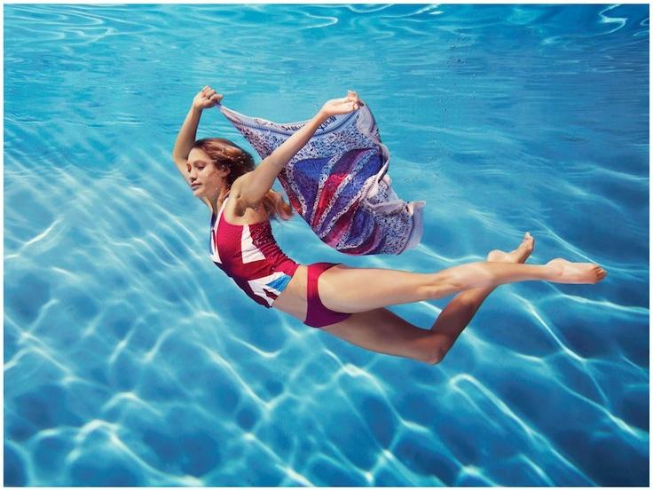 Jenna Randall - Team GB Syncronised Swimmer