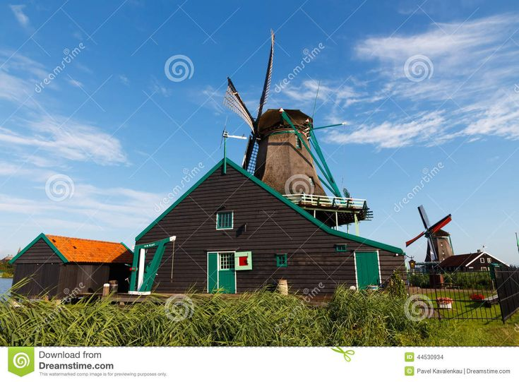 Holland Amsterdam Tourist Attractions