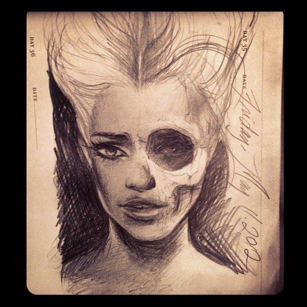 Kat Von D inspiration