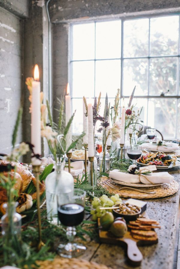 Tasty Tuesday: A Friendsgiving To Remember. Outdoor  ThanksgivingThanksgiving Table DecorThanksgiving OffersAutumn TableDinner  Party ...