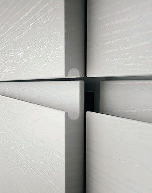 Puertas con diseño de apertura intuitivo