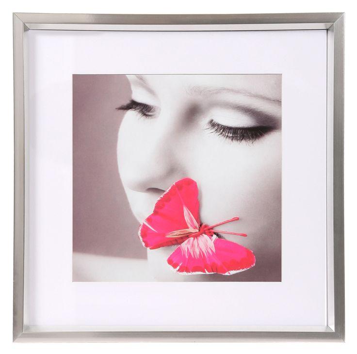 Ideal-Style-Kunststoff-Bilderrahmen-quadratisch-20x20-30x30-40x40-50x50-Rahmen