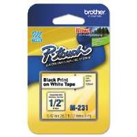 Another great product: Brother® P-Touch® M Series Standard Adhe M Series Tape Cartridge for P-Touch Labelers, 1/2w, Black on WhitePrice: $9.49Read More and Buy it here!   http://ponderosa.co/t1002/brother-p-touch-m-series-standard-adhe-4/