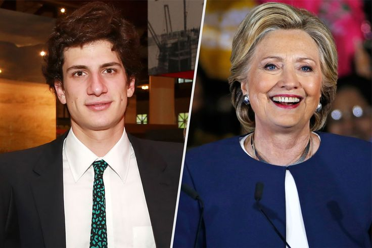 JFK's Grandson Jack Schlossberg Endorses Hillary Clinton: 'She Is Our Candidate'