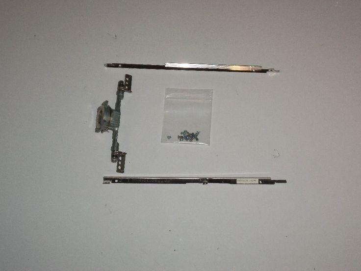 "HP Pavilion TX1000 Series Left Right Hinge Bracket Set 12.1"" FBTT8012019 FBTT80"