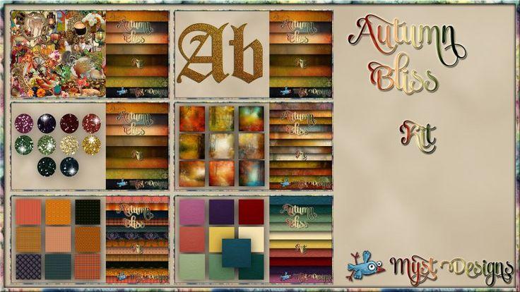 Autumn Bliss - Kit