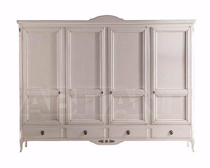 Шкаф белый Stella Del Mobile S.r.l. MA.29 , каталог корпусной мебели: фото,