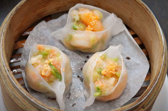 shrimp shaomai | Taiwanese food #dimsum