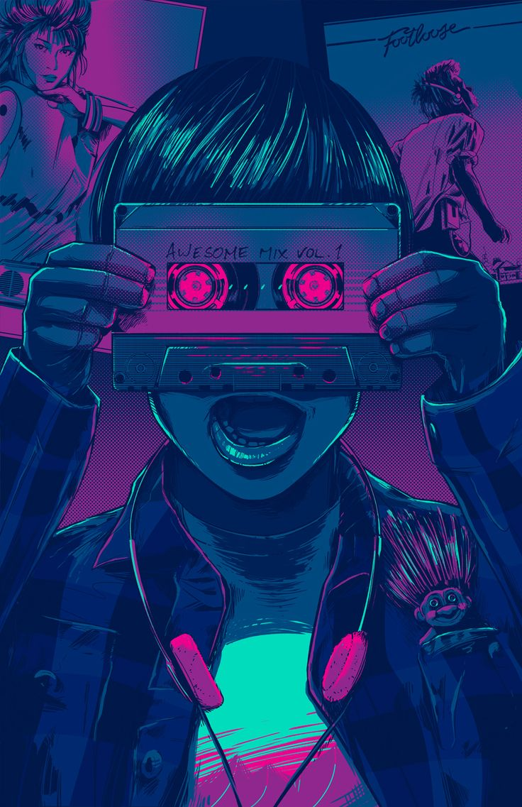 Resultado de imagen para 80s illustration design wallpaper pinterest