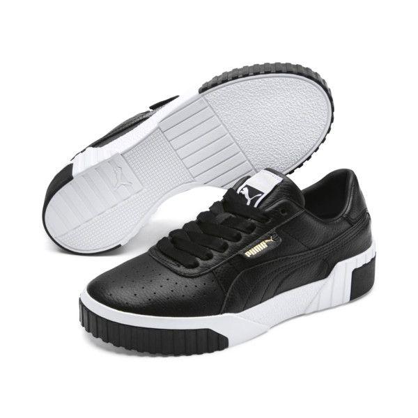 best authentic fe551 9eb03 Image 1 of Cali Women s Sneakers, Puma Black-Puma White, medium