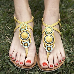 Home pedicure tips and DIY beauty ideas my-style && super cute shoes!