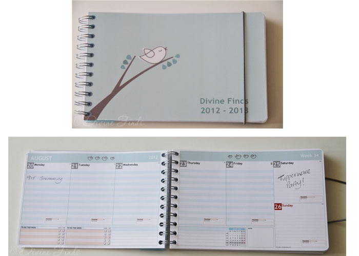 Personal Planner By Divine Finds