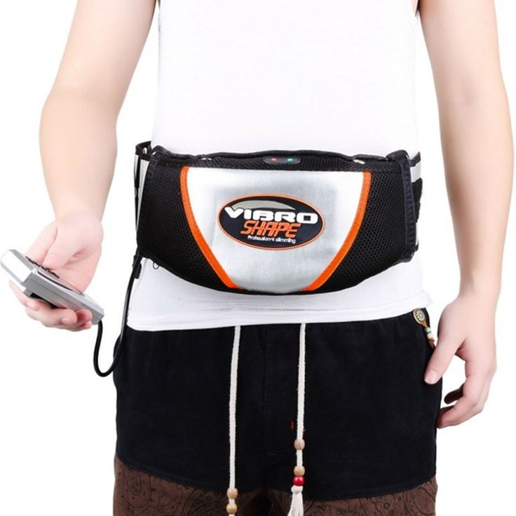 Electric Belt Massage Slimming Belt Gymnic Electric Weight Loss Products Massager Belt Fat Burning Body Weight Loss Health Care