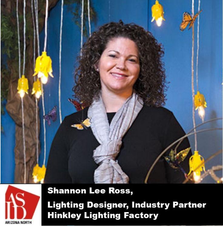 Shannon Lee Ross Lighting Designer For ASID Industry Partner Hinkley Lightin