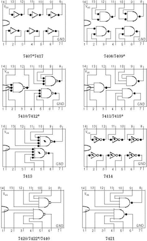 Cmos Logic Gate Pin Diagram Logic Gate Transistor