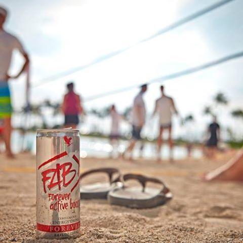 Лето, пляж...  Будь активным!