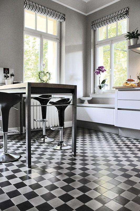 die besten 25 fliesen schwarz wei ideen auf pinterest schwarze und wei e fliesen fliesen. Black Bedroom Furniture Sets. Home Design Ideas
