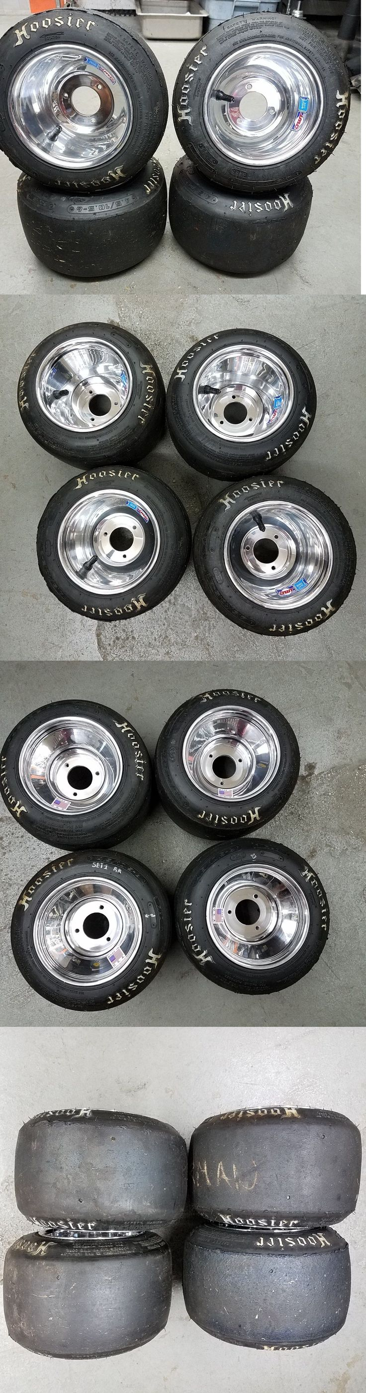 Parts and Accessories 64657: Go Kart Wheels, Go Kart Tires, Radio Flyer Wagon Tires, Complete Set Of (4) -> BUY IT NOW ONLY: $186 on eBay!