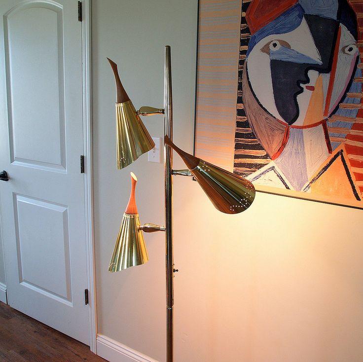 1000 images about mid century modern floor lamp on pinterest modern floor lamps teak and vintage. Black Bedroom Furniture Sets. Home Design Ideas