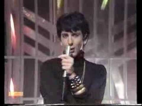 Soft Cell - Tainted Love - Top of the Pops 1981.. Still impressioned in my head! who knew it would live this long.... lol