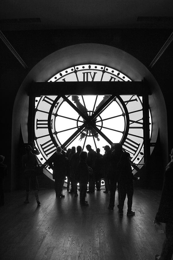 Musée d'Orsay, Paris, France - © Ashley Porciuncula