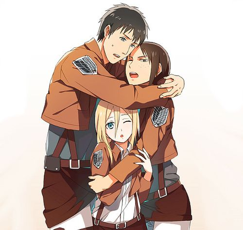 392 Best Images About Attack On Titan On Pinterest