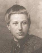 Overgrootmoeder Johanna Maria Meekel-van Geilswijk