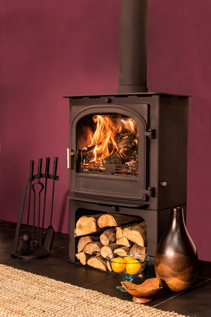7 best brown wood pellet stoves and interior design inspiration