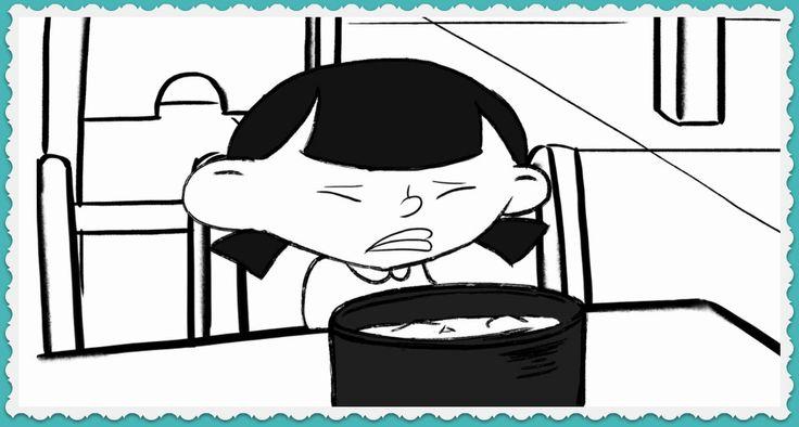 """""""THE SOUP"""" VALORES: RELACIONES INTERGENERACIONALES. https://vimeo.com/album/2298055/video/41275687 Un abuelo y su nieta van a comer juntos. Ambos descubrirán los gustos del otro y llegarán a compartirlos."""