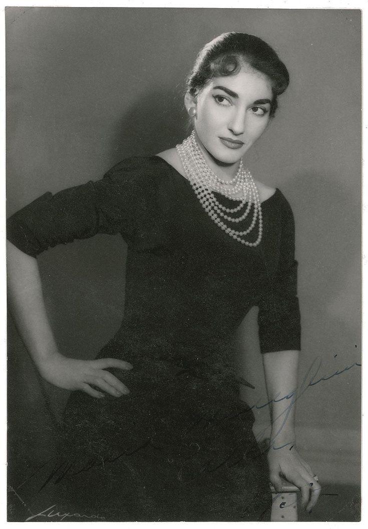Maria Callas Forever