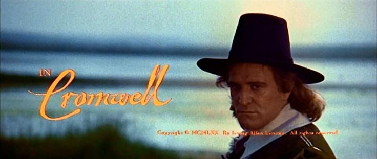 "Oliver Cromwell: Richard Harris in ""Cromwell"" http://www.imdb.com/title/tt0065593/"