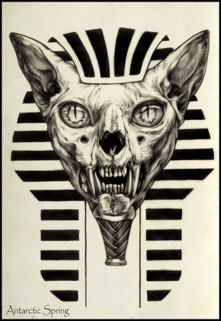 Sphinx by AntarcticSpring on @DeviantArt