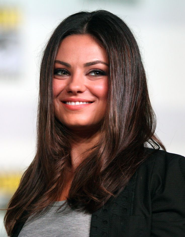 Mila Kunis  first gig was in 1995, in which she played a character named Melinda in Make a Wish, Molly (1995). From there, her career skyrocketed into big-budget films. Although she is mostly known for playing Jackie Burkhart in That '70s Show (1998), she has shown the world that she can do so much more. Her breakthrough film was Forgetting Sarah Marshall (2008), in which she played a free-spirited character named Rachel Jensen.Also married to Ashton Kutcher