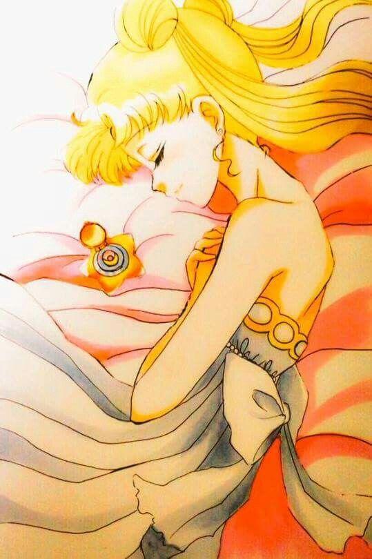Princesse Serena de Sailor Moon