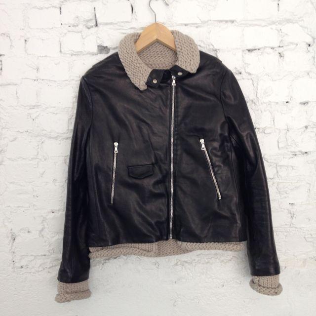 Breez - RHIE Leather Jacket