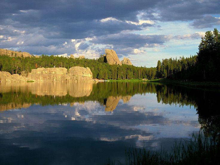 Sylvan Lake. Black Hills, South Dakota!
