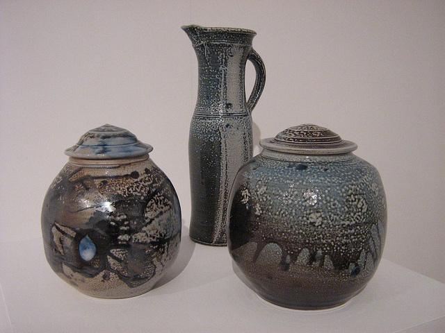Ruthin Craft Centre - Michael Casson Pots, via Flickr