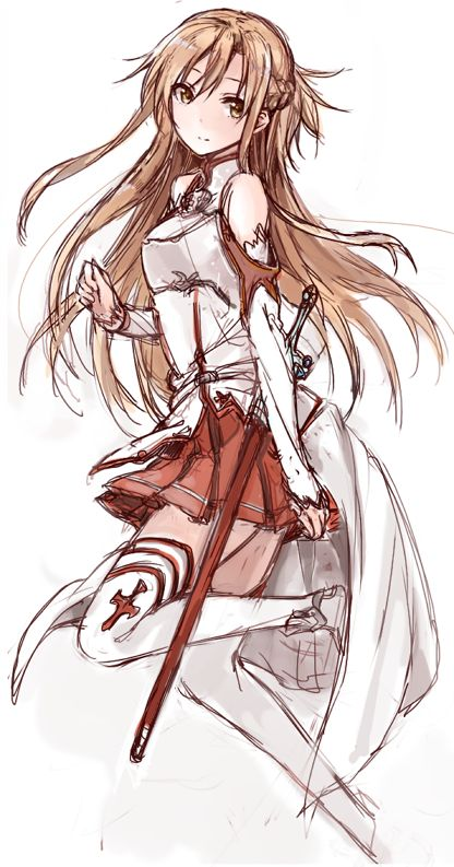 Asuna sword art online